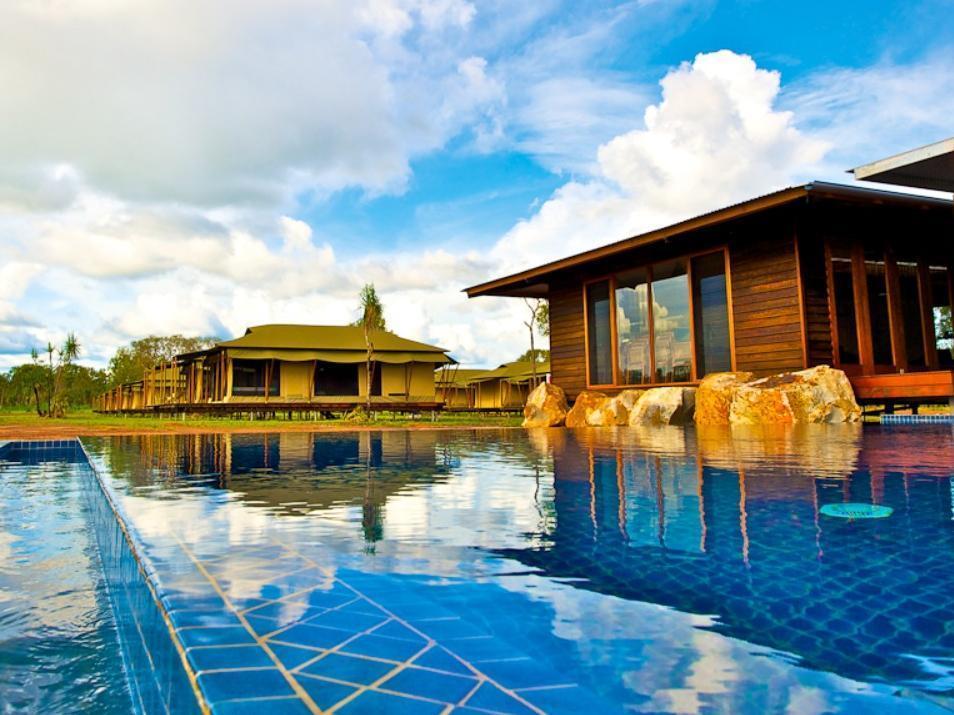 Wildman Wilderness Lodge - Hotell och Boende i Australien , Kakadu