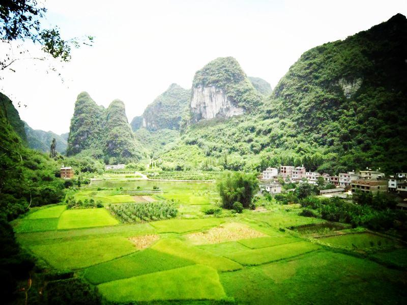 Yangshuo Peaceful Valley Retreat Hotel - Yangshuo