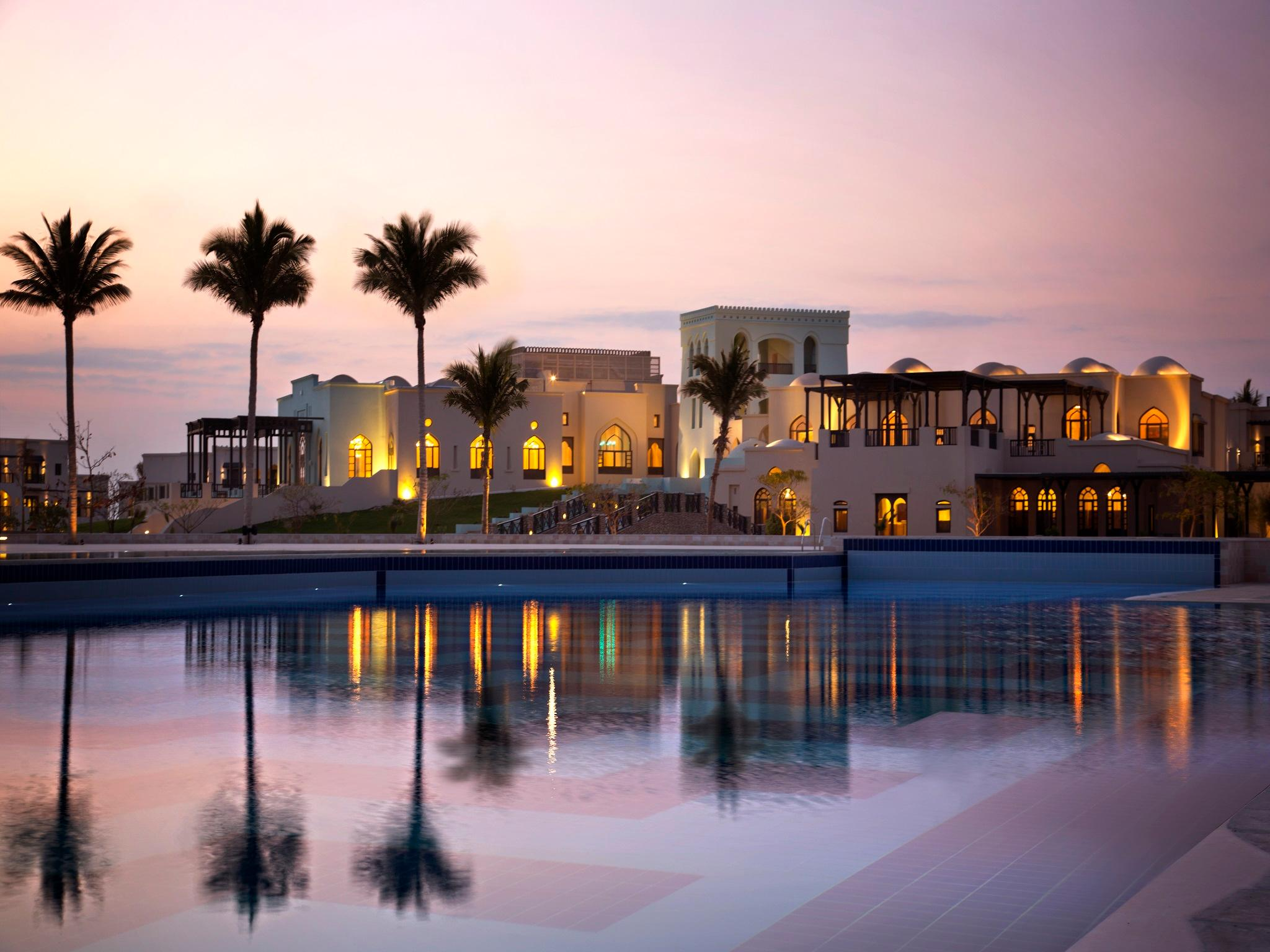 Salalah Rotana Resort - Hotels and Accommodation in Oman, Middle East