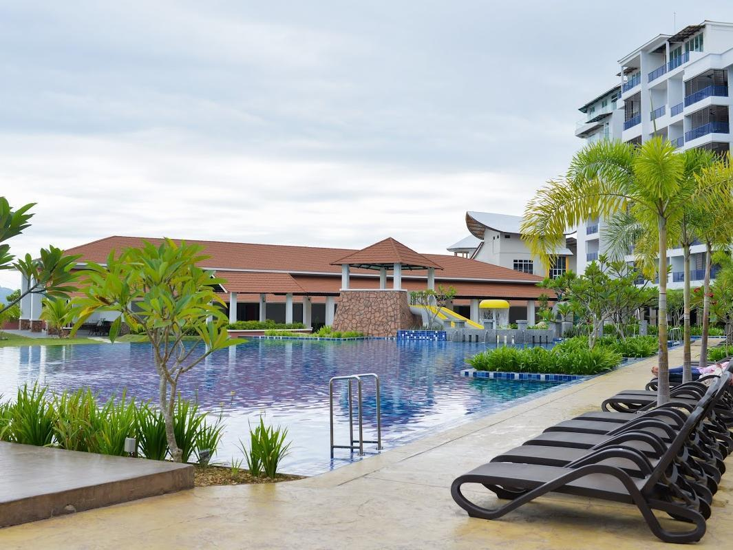 Hotel Murah di Pantai Tengah Langkawi - Dayang Bay Serviced Apartment & Resort