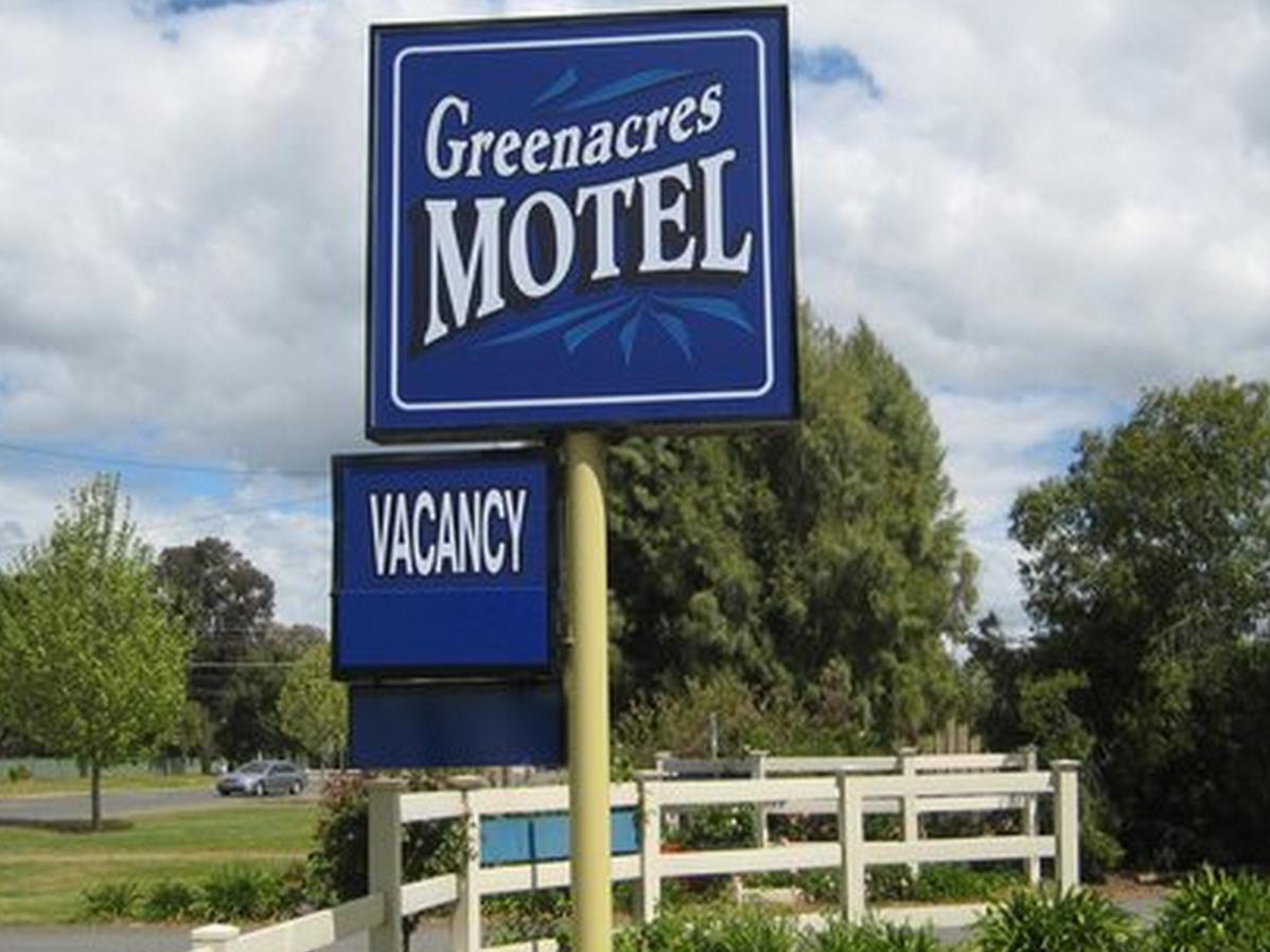 Greenacres Motel - Hotell och Boende i Australien , Corowa