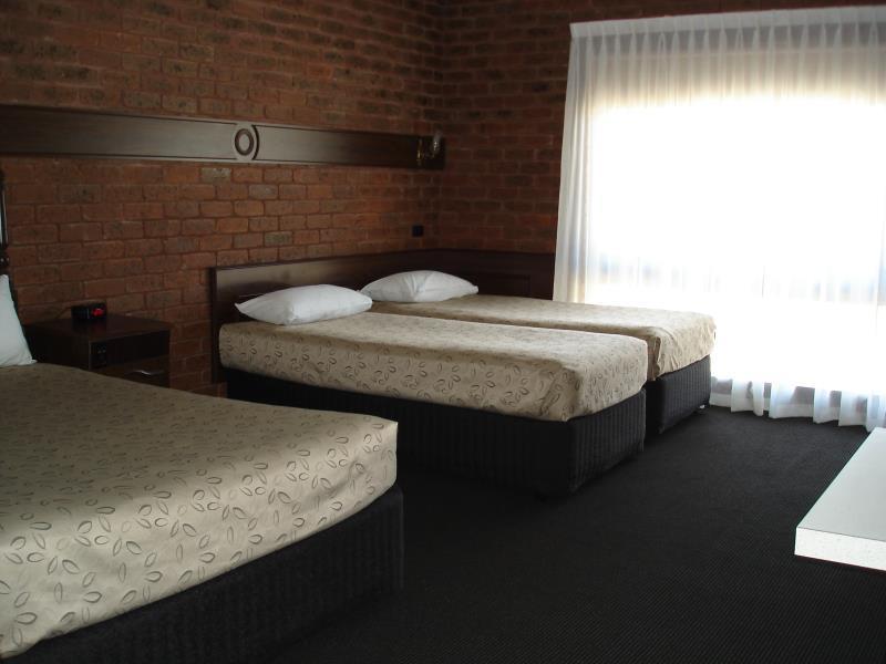 Albury Townhouse Motel - Hotell och Boende i Australien , Albury