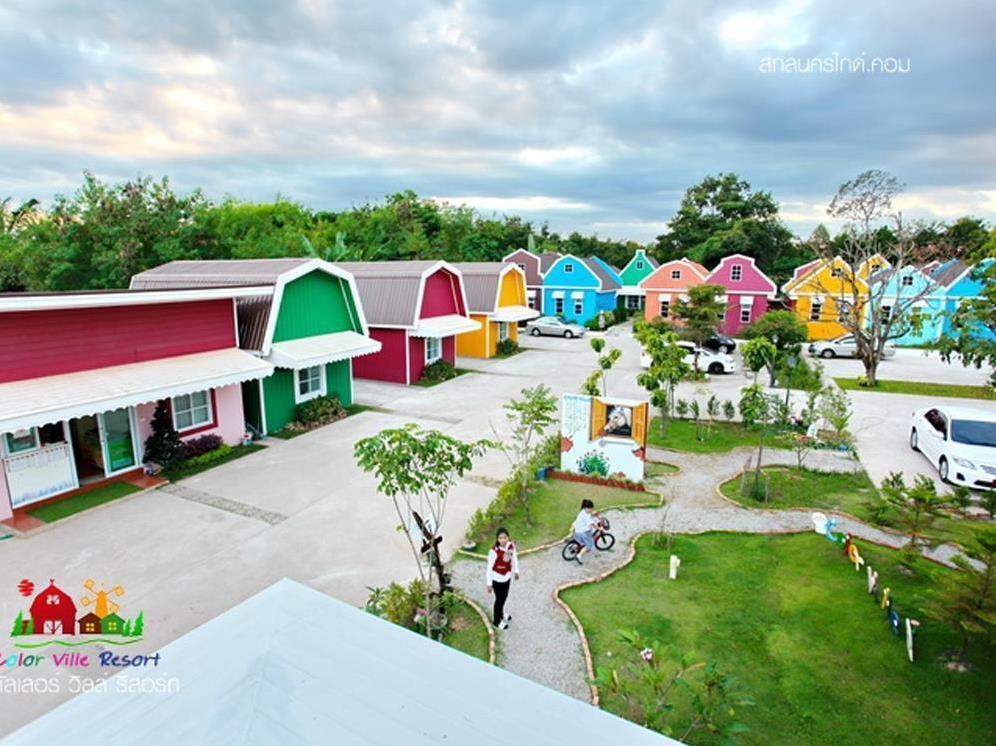 The Color Ville Resort - Sakon N