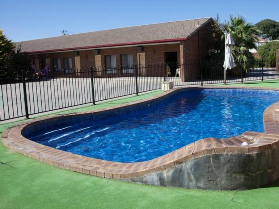 Fountain Court Motor Inn - Hotell och Boende i Australien , Albury