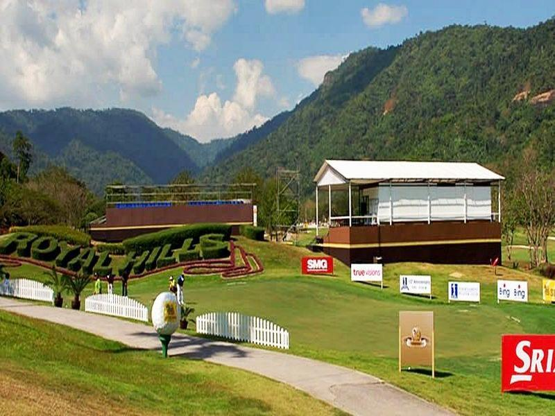 Royal Hills Golf Resort and Spa - Hotels and Accommodation in Thailand, Asia