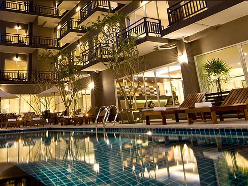 Balitaya Naklua Hotel - Hotels and Accommodation in Thailand, Asia