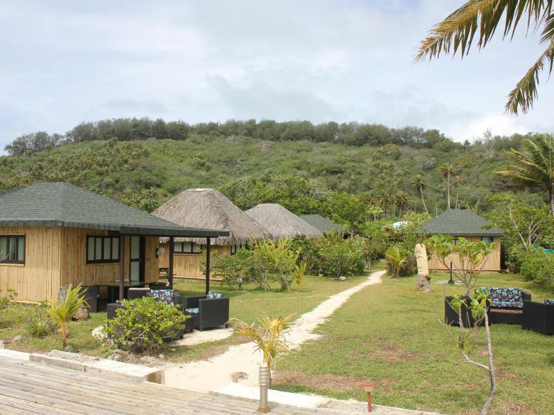 Bora Bora Ecolodge - Hotels and Accommodation in French Polynesia, Pacific Ocean And Australia