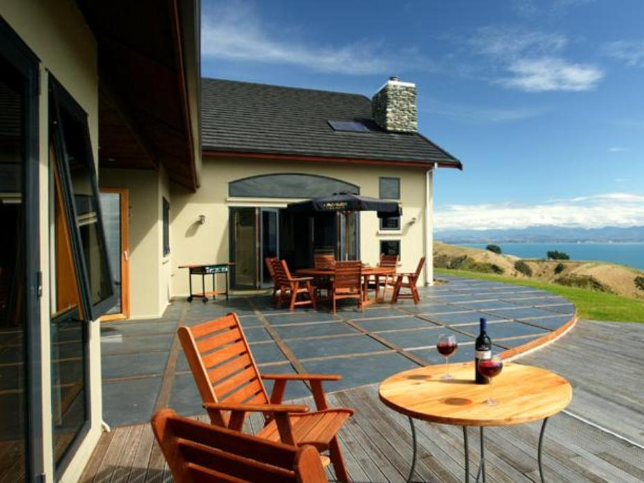 Parautane Lodge - Hotels and Accommodation in New Zealand, Pacific Ocean And Australia