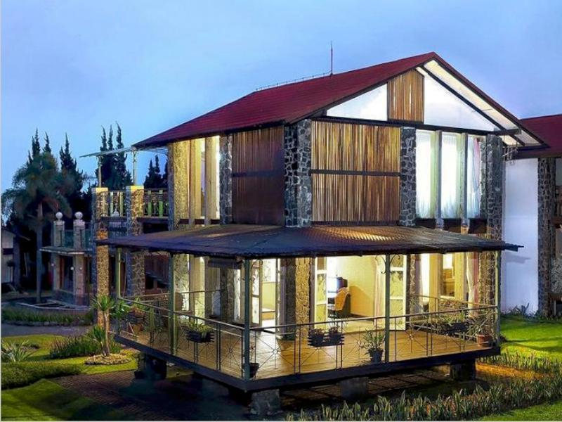 Anyelir Villa Lembang - Hotels and Accommodation in Indonesia, Asia