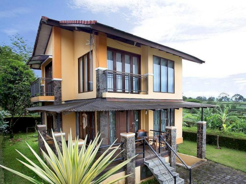 Villa G8 Lembang - Hotels and Accommodation in Indonesia, Asia