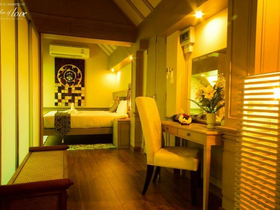 Khum Jao Luang Boutique Hotel - Hotels and Accommodation in Thailand, Asia