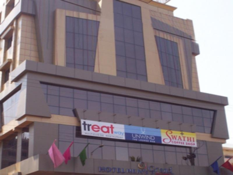 Hotel NKMS Grand - Hyderabad