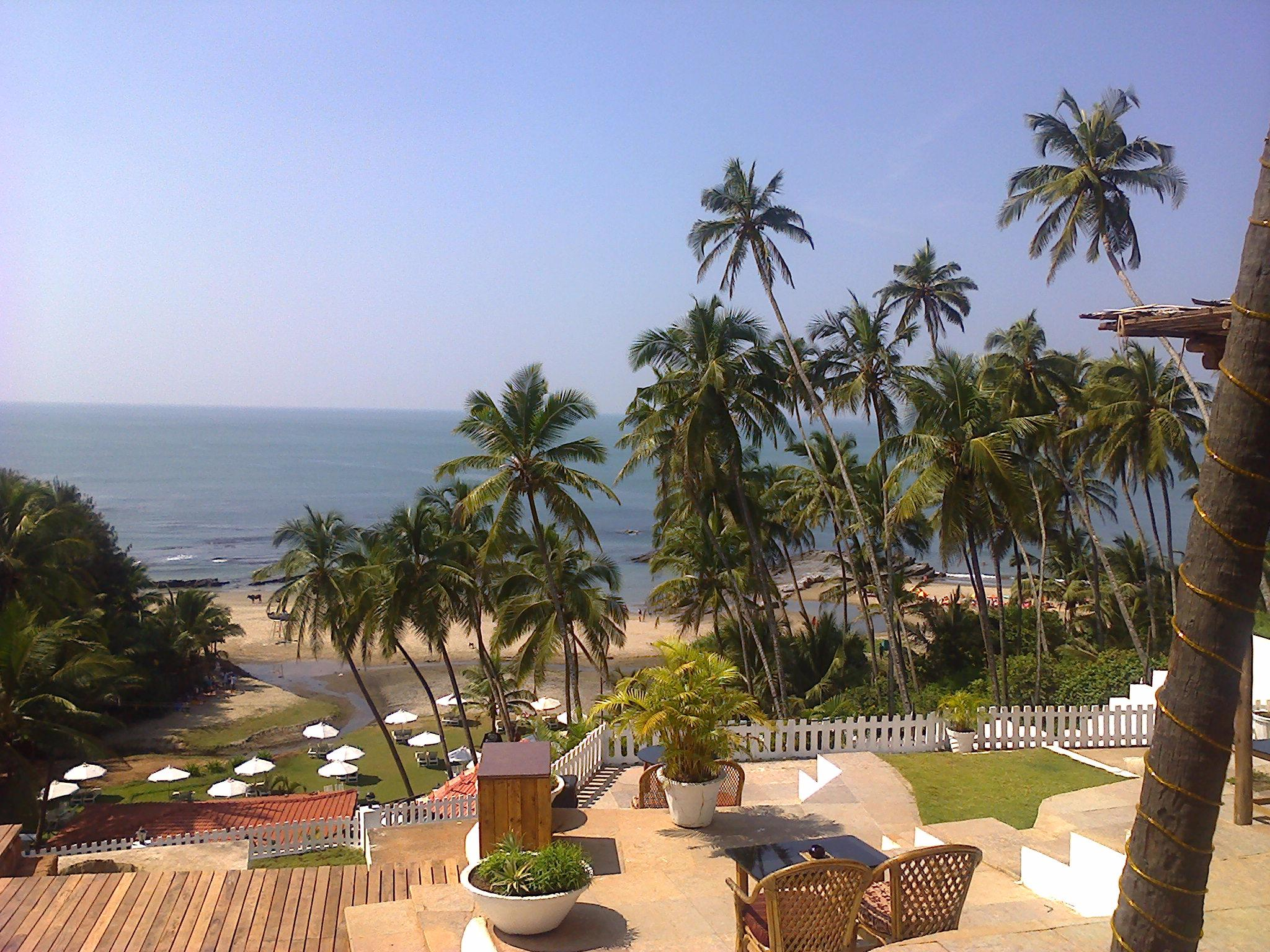 Ocean Bliss Beach Resort - North Goa