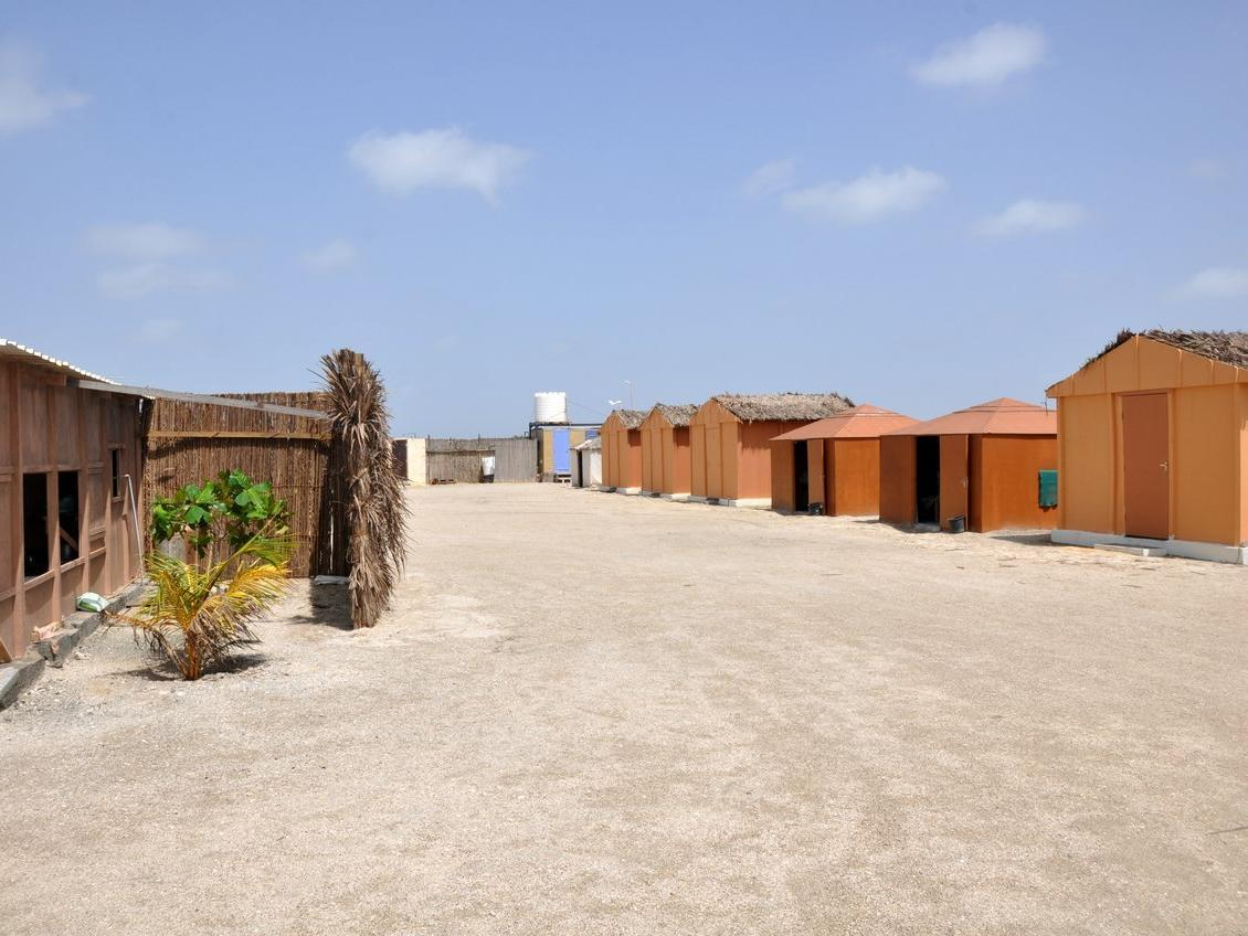 Kitecamp Masirah - Hotels and Accommodation in Oman, Middle East