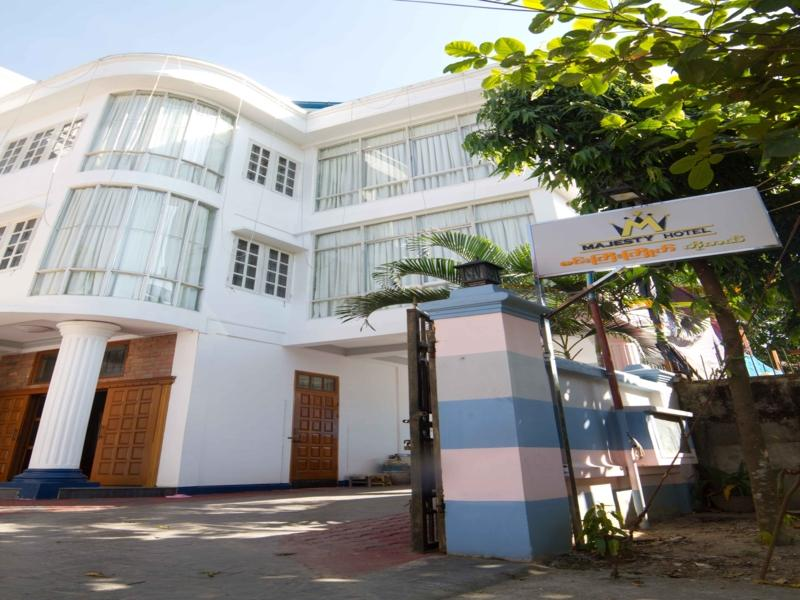 Majesty Hotel - Hotels and Accommodation in Myanmar, Asia