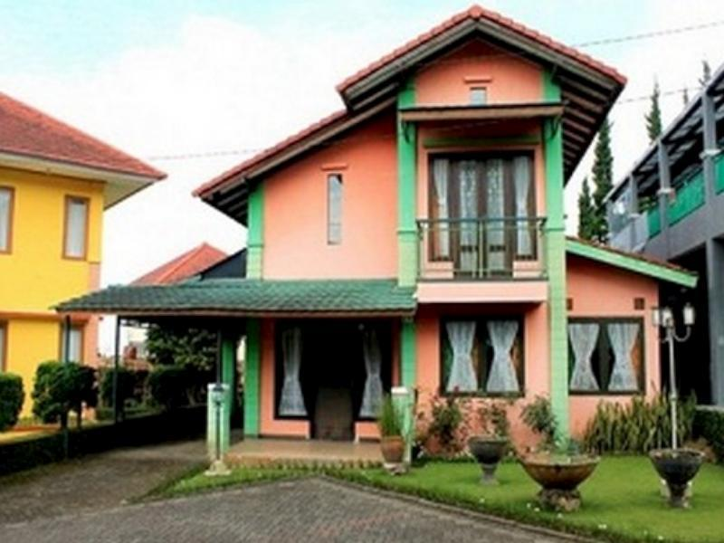 Villa I - 7 Lembang - Hotels and Accommodation in Indonesia, Asia