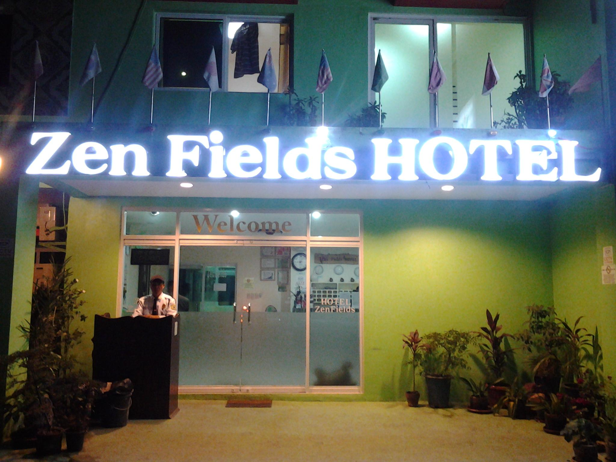 Zenfields Hotel - Hotels and Accommodation in Philippines, Asia