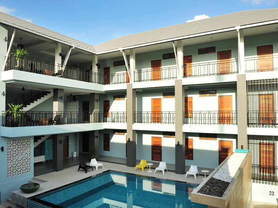 Hotel Rukcozy - Hotels and Accommodation in Thailand, Asia