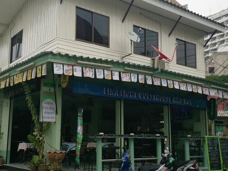 Limelight Bar and Guesthouse - Hotels and Accommodation in Thailand, Asia