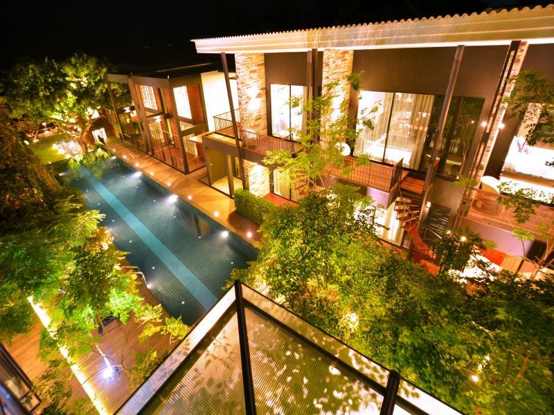 The Blue Sky Resort @ Hua Hin - Hotels and Accommodation in Thailand, Asia