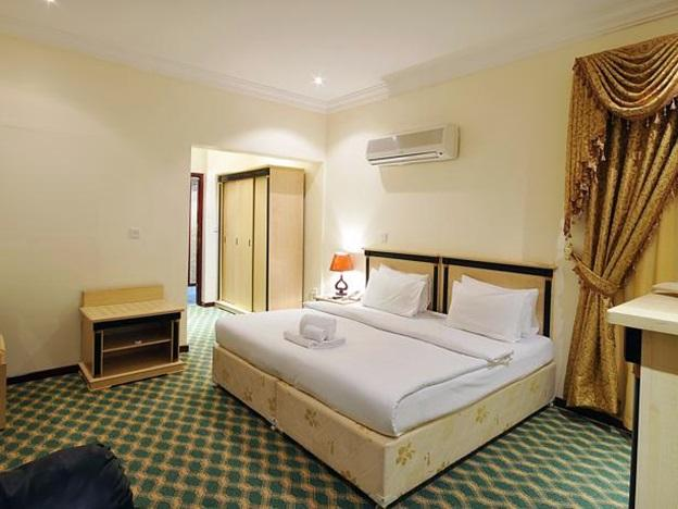 Crystal Palace Hotel - Hotels and Accommodation in Qatar, Middle East