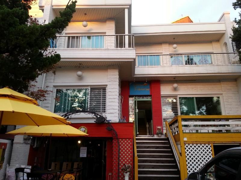 Yellow Submarine Guesthouse - Hotels and Accommodation in South Korea, Asia