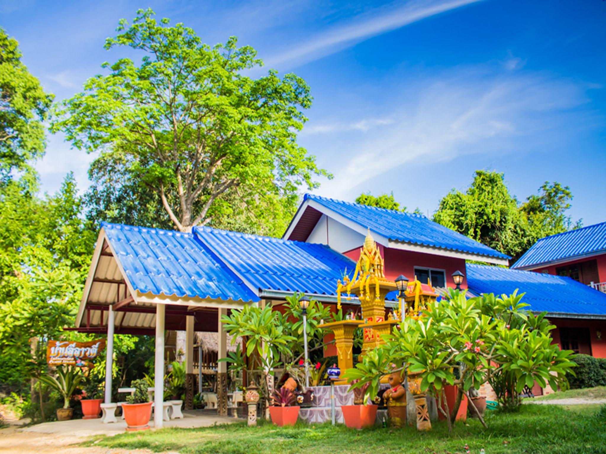 Ban Leelawadee Guesthouse - Hotels and Accommodation in Thailand, Asia