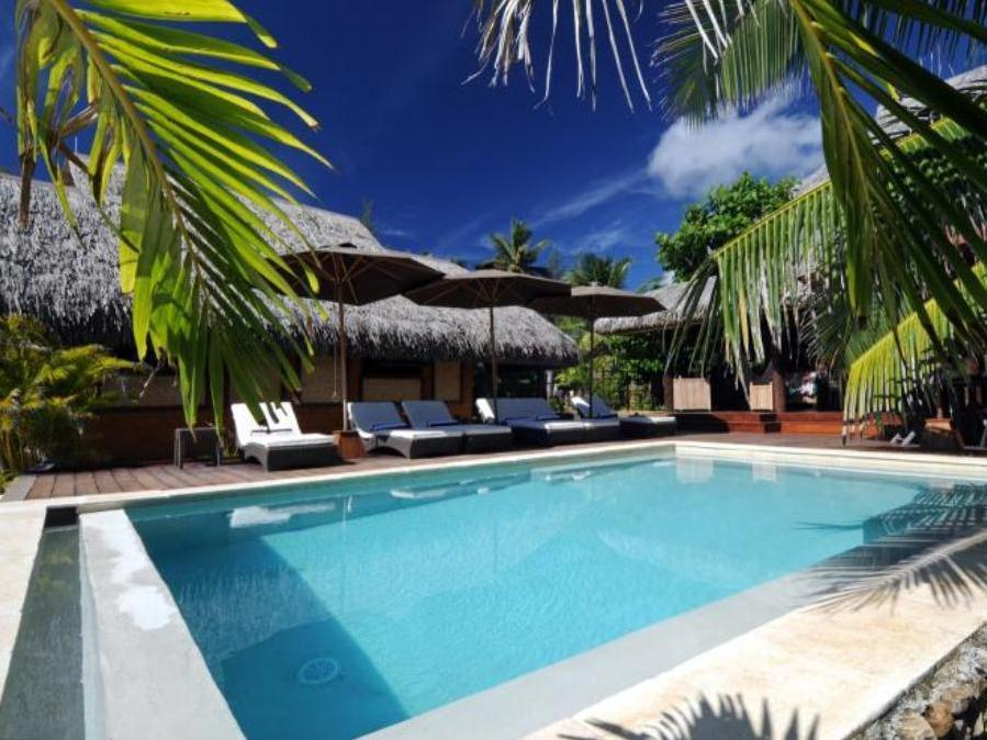 Green Lodge - Hotels and Accommodation in French Polynesia, Pacific Ocean And Australia