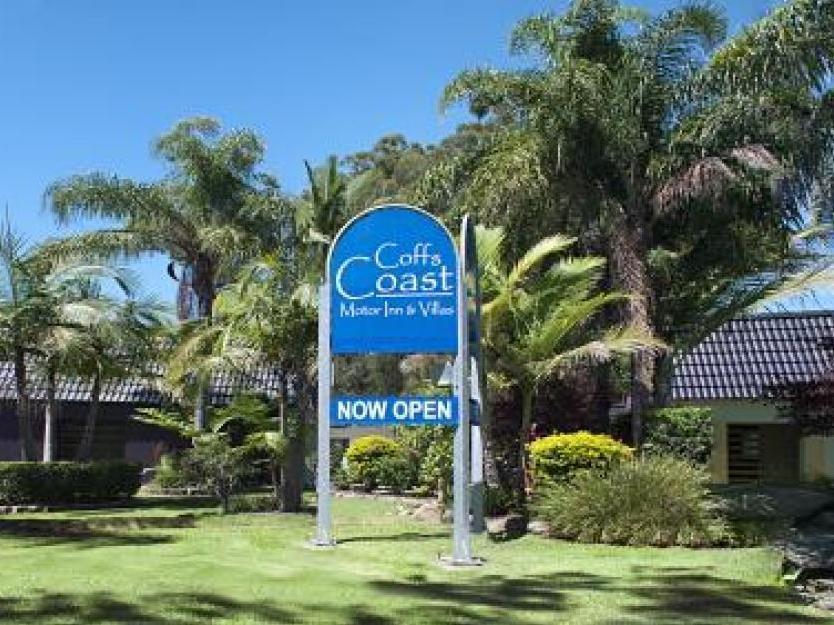 Coffs Coast Motor Inn and Villas