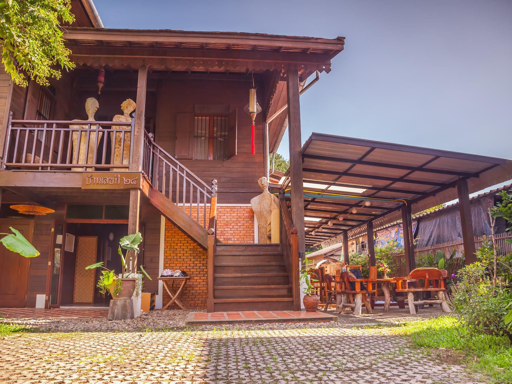 Swiss-Lanna Lodge - Hotels and Accommodation in Thailand, Asia
