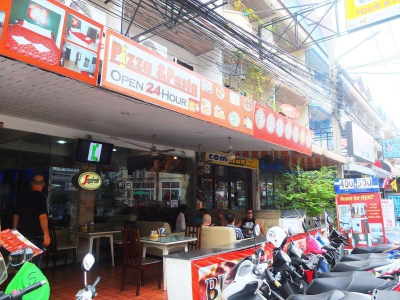 Pizza 24 Guesthouse - Hotell och Boende i Thailand i Asien