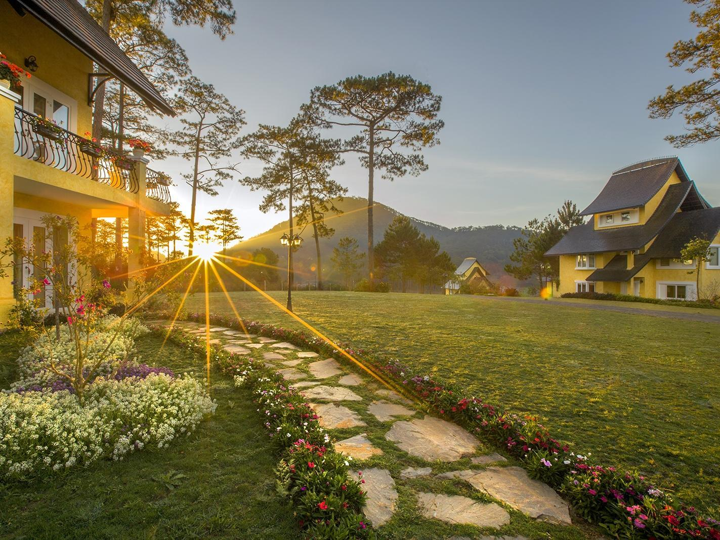 Binh An Village Dalat Resort - Hotels and Accommodation in Vietnam, Asia