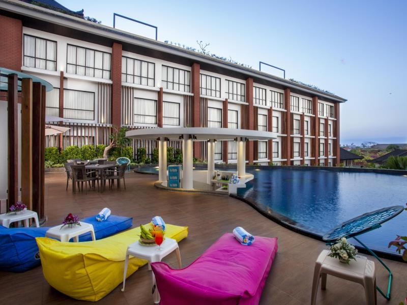 ION Bali Benoa Hotel Bali - Roof Top