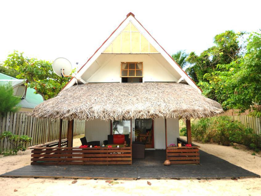 Enjoy Villa Lagoon 4 - Hotels and Accommodation in French Polynesia, Pacific Ocean And Australia
