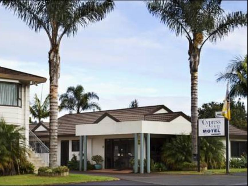 Cypress Court Motel - Hotels and Accommodation in New Zealand, Pacific Ocean And Australia