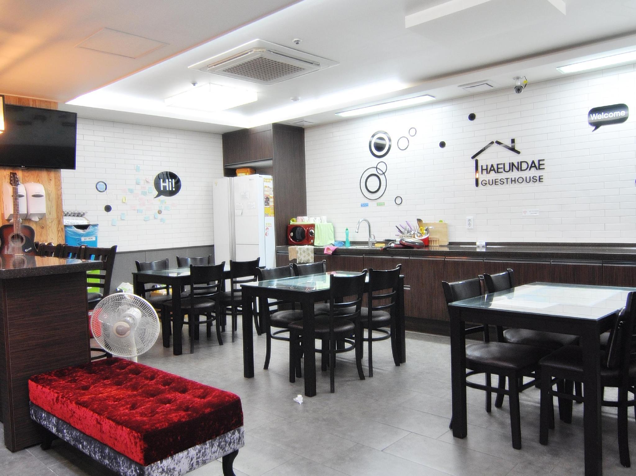 24 Guest House Haeundae