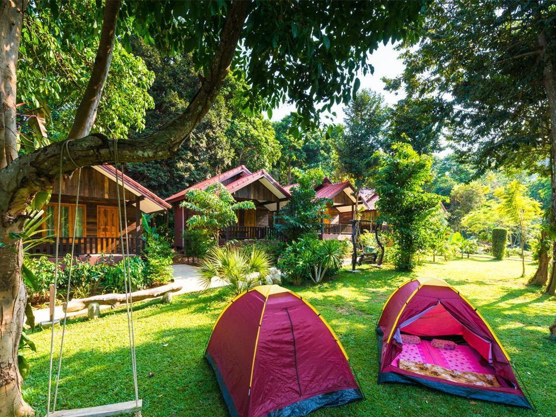 Ban Chom Samed Resort - Hotels and Accommodation in Thailand, Asia