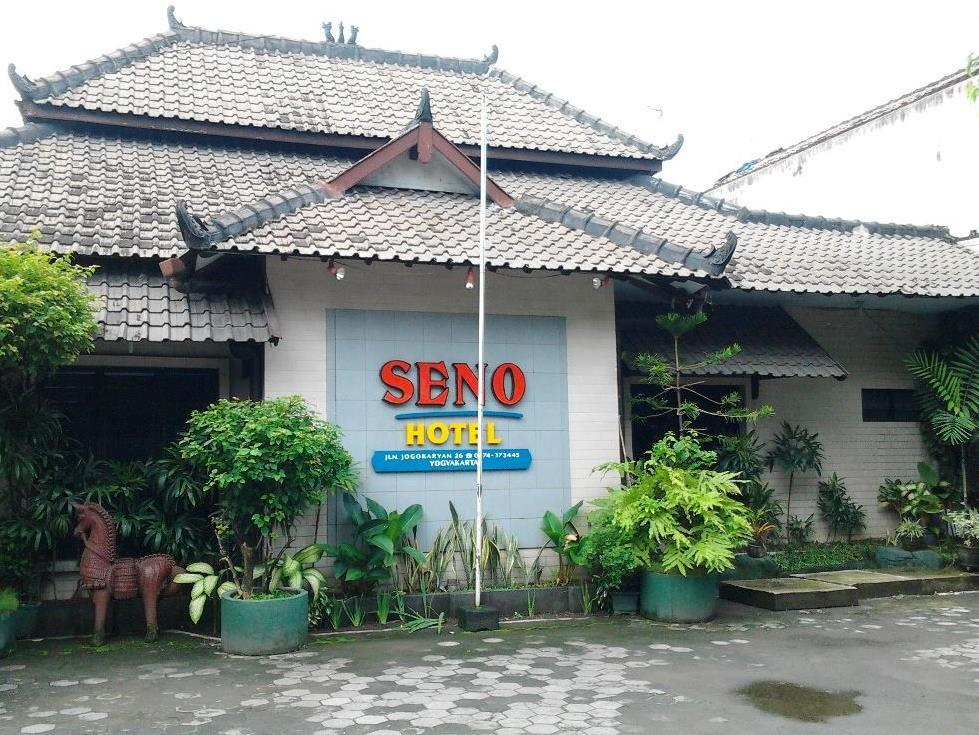 Hotel Seno - Hotels and Accommodation in Indonesia, Asia