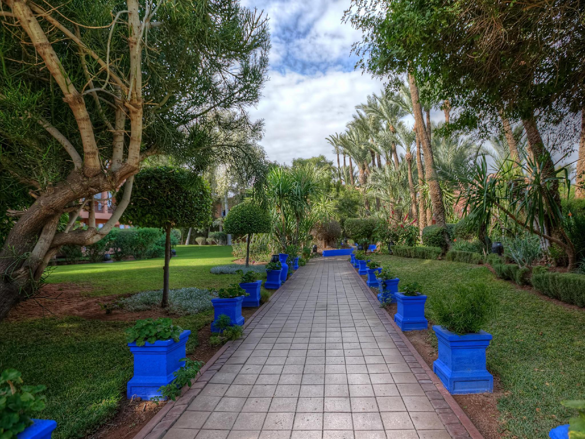 Hotel Marrakech Le Semiramis