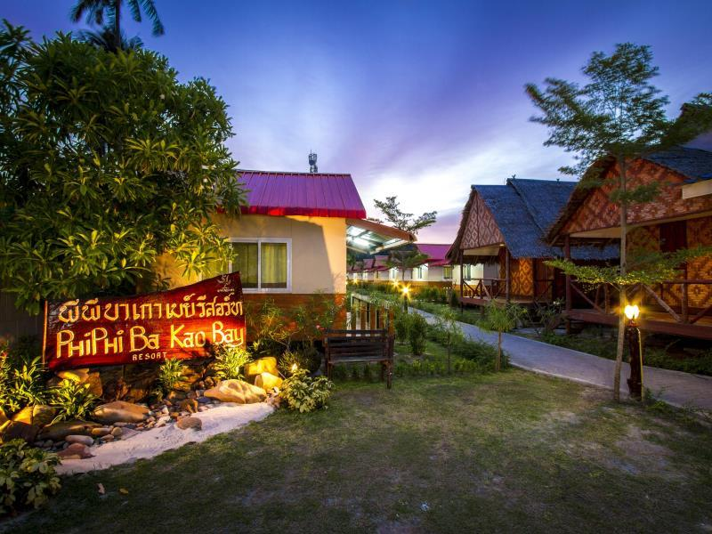 Phi Phi Ba Kao Bay Resort - Hotels and Accommodation in Thailand, Asia