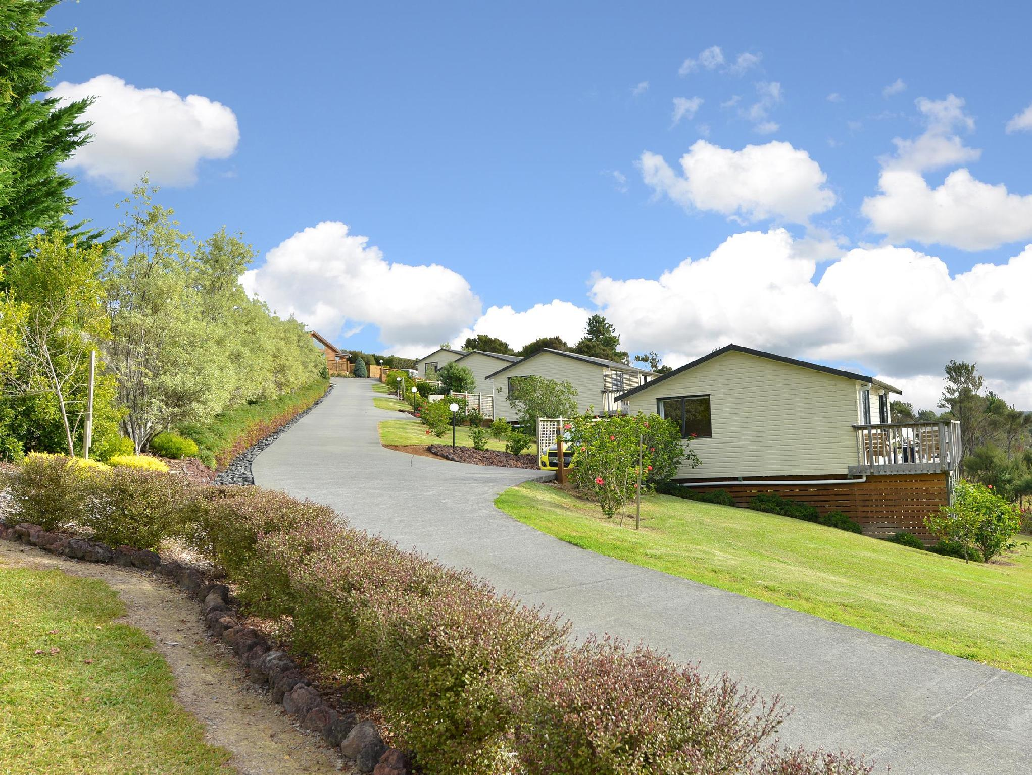 Sunseeker Cottages - Hotels and Accommodation in New Zealand, Pacific Ocean And Australia