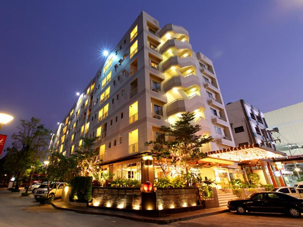 Pacific Park Hotel - Hotels and Accommodation in Thailand, Asia