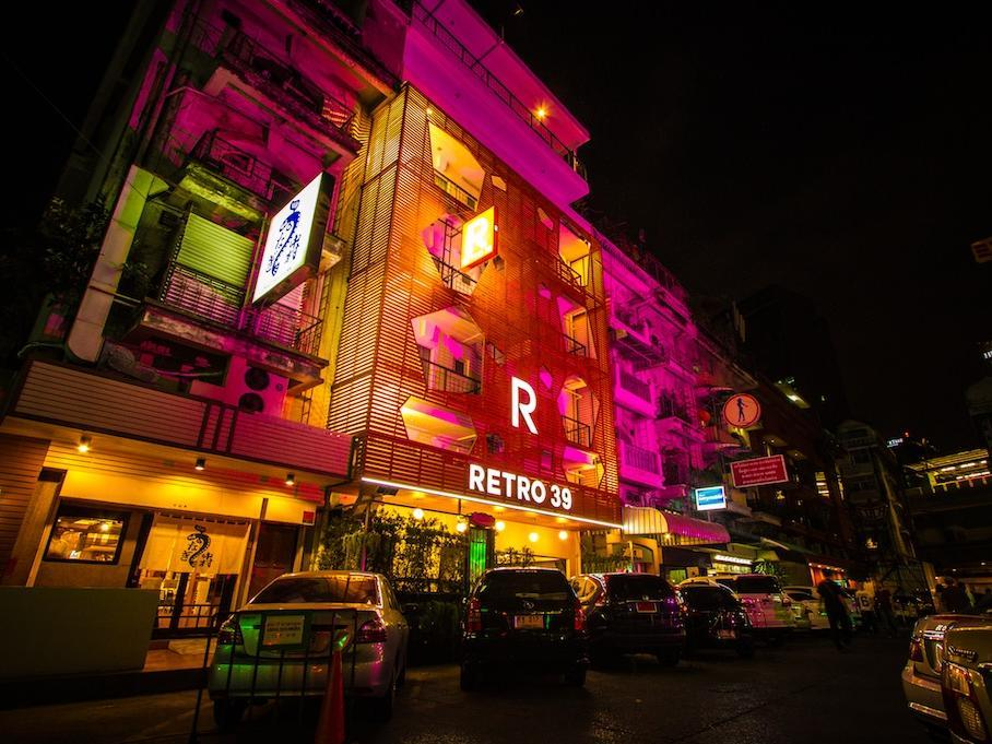 Retro 39 Hotel - Hotels and Accommodation in Thailand, Asia