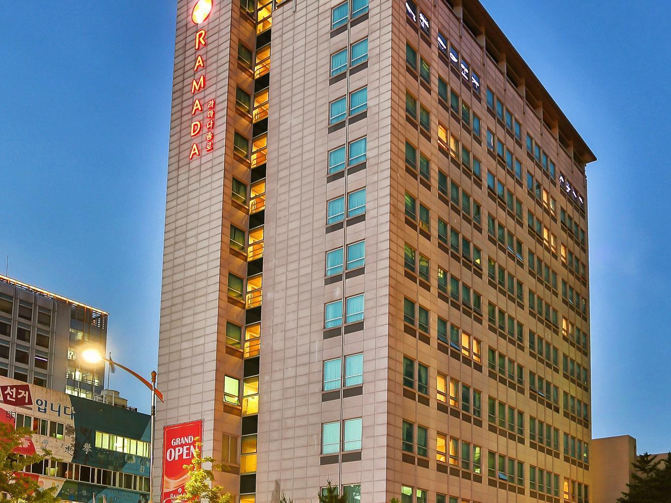 Ramada Seoul Jongno Hotel - Hotels and Accommodation in South Korea, Asia