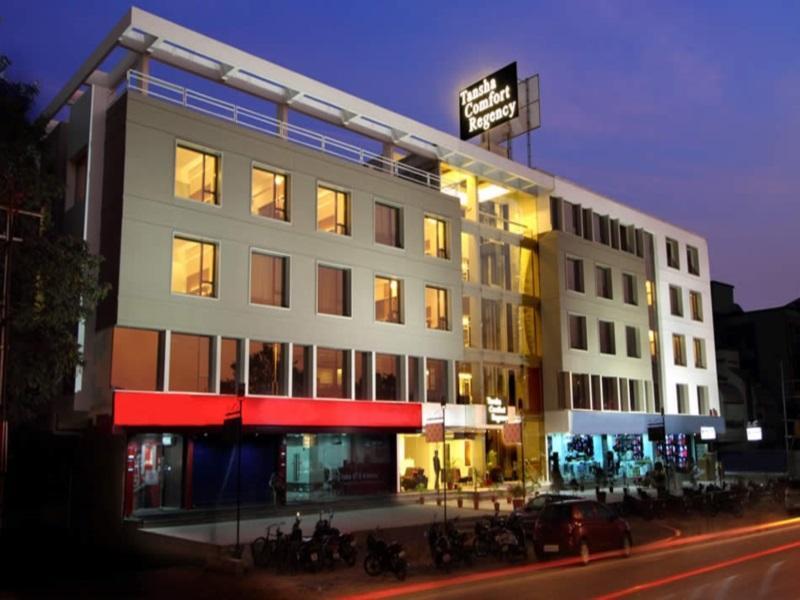 Hotel Tansha Comfort Regency - Vadodara