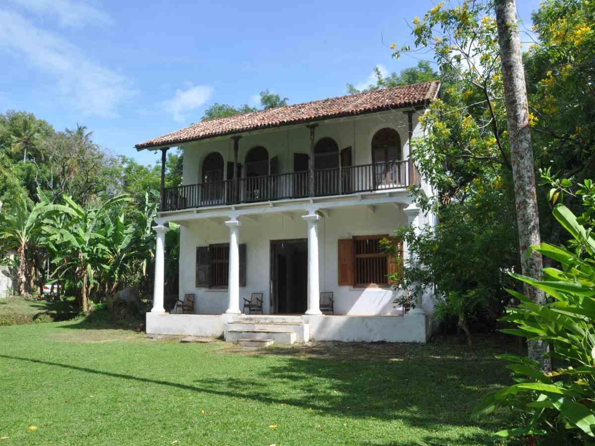 Atapattu Walawwa House - Hotels and Accommodation in Sri Lanka, Asia