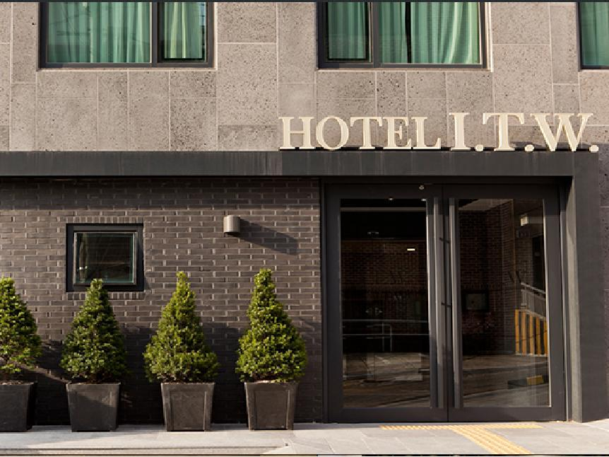 Hotel ITW - Hotels and Accommodation in South Korea, Asia