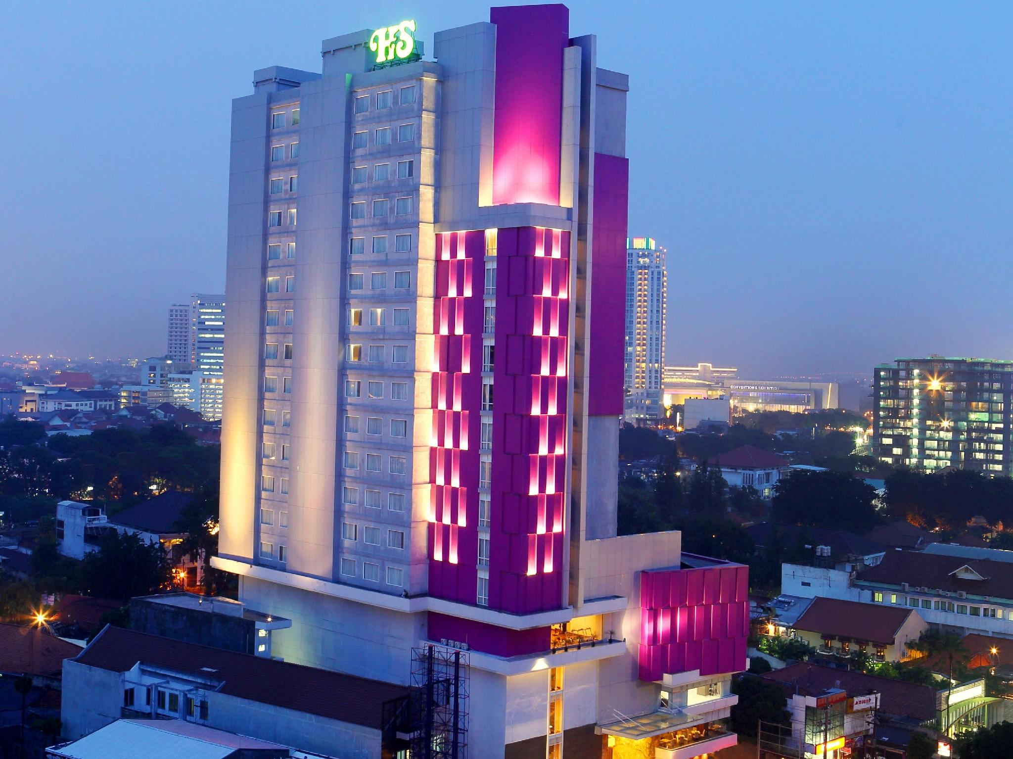 古賓桑提卡頂級旅館