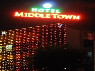 Hotel Middle Town - Gandhinagar