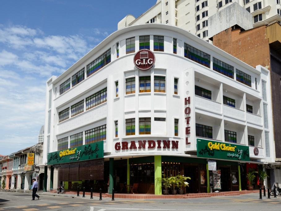 Grand Inn Penang Road - Hotels and Accommodation in Malaysia, Asia
